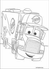 Cars coloring page (033)