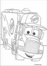 Cars coloring page (034)