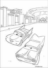 Cars coloring page (035)