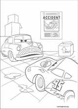 Cars coloring page (038)
