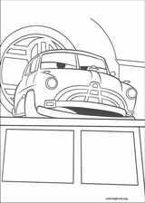 Cars coloring page (042)