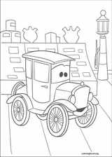 Cars coloring page (043)