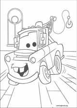 Cars coloring page (044)