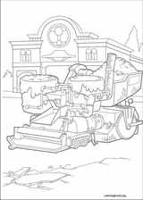 Cars coloring page (047)