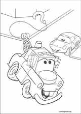 Cars coloring page (058)