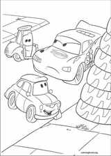 Cars coloring page (060)