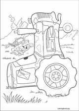 Cars coloring page (061)