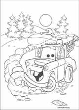 Cars coloring page (062)