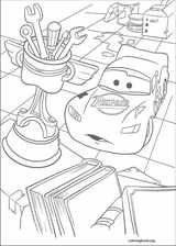 Cars coloring page (065)