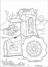 Cars coloring page (067)