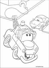Cars coloring page (070)