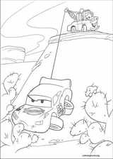 Cars coloring page (072)