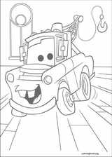 Cars coloring page (084)