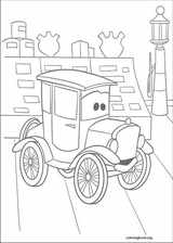 Cars coloring page (085)