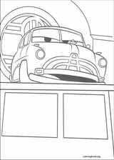 Cars coloring page (086)