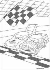 Cars coloring page (095)