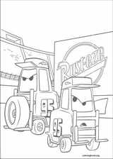 Cars coloring page (097)