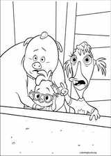 Chicken Little coloring page (012)