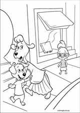 Chicken Little coloring page (018)