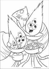 Chicken Little coloring page (023)
