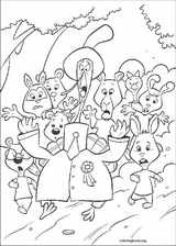 Chicken Little coloring page (040)