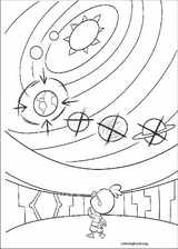Chicken Little coloring page (048)
