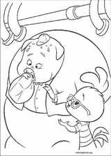 Chicken Little coloring page (049)