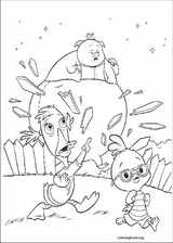 Chicken Little coloring page (054)