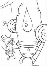 Chicken Little coloring page (058)