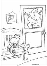 Chicken Little coloring page (073)