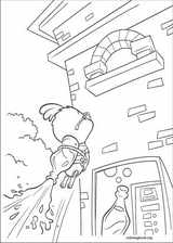 Chicken Little coloring page (080)