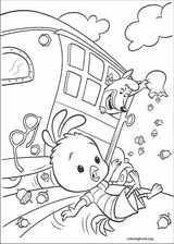 Chicken Little coloring page (082)