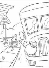Chicken Little coloring page (083)