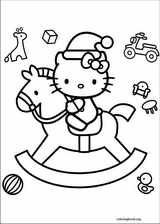 Christmas 2 coloring page (012)