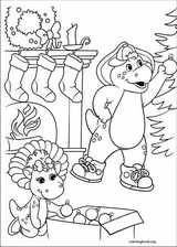 Christmas 2 coloring page (030)
