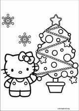Christmas 2 coloring page (031)