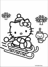 Christmas 2 coloring page (058)