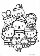 Christmas 2 coloring page (063)