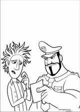 Cloudy With A Chance Of Meatballs coloring page (014)