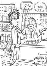 Cloudy With A Chance Of Meatballs coloring page (027)