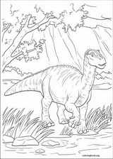 Dinosaur coloring page (002)