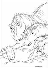 Dinosaur coloring page (005)