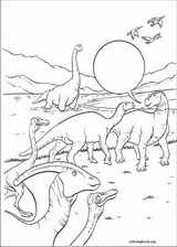 Dinosaur coloring page (006)