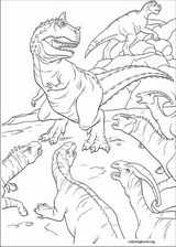 Dinosaur coloring page (010)