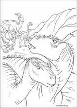 Dinosaur coloring page (012)
