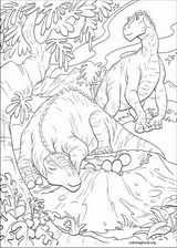 Dinosaur coloring page (014)