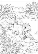 Dinosaur coloring page (015)