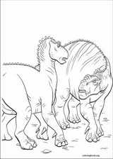 Dinosaur coloring page (026)