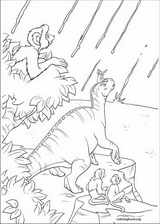 Dinosaur coloring page (028)