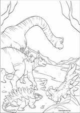 Dinosaur coloring page (034)